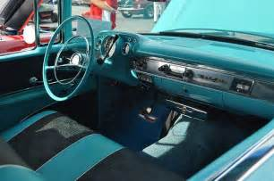 interior of a 57 chevy belair flickr photo