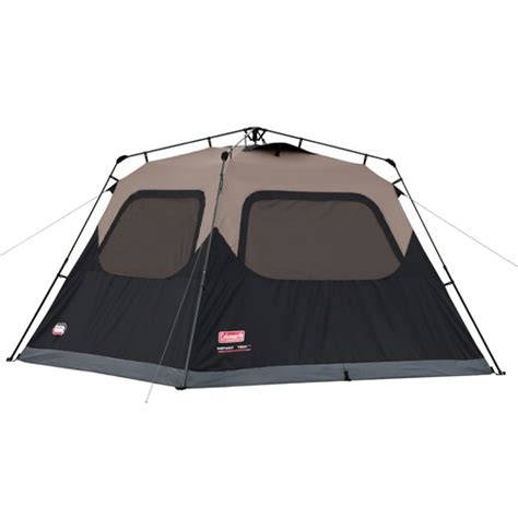 Coleman Instant 6 Cabin Tent by New Coleman Cing Waterproof 6 Person Instant Tent Ebay