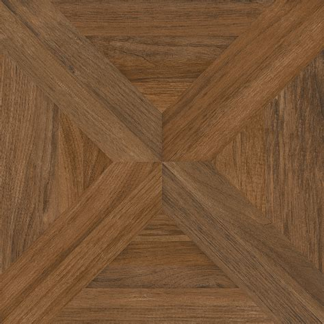 shop nitrotile villanova brown wood look ceramic floor