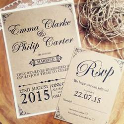 Free Templates For Wedding Invitations by Free Rustic Wedding Invitation Templates Theruntime