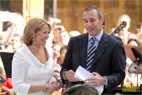 katie couric family pictures katie couric is ready to discuss matt lauer s firing from