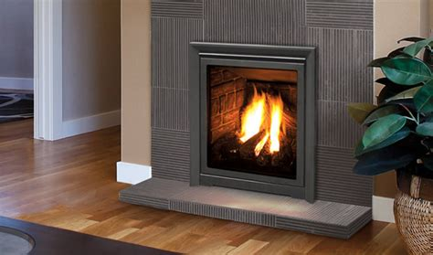 Enviro Gas Fireplace by Enviro Products Gas Q1 Gas Fireplace