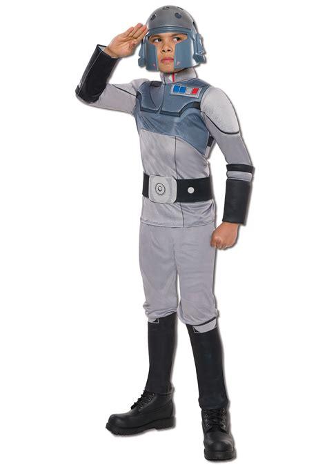 wars costume wars rebels deluxe kallus costume