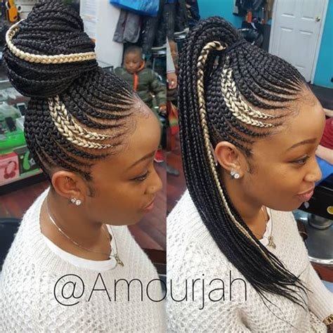 10 naturally fantastic cornrow styles that will energize
