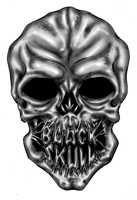 Black Skull blackskull1