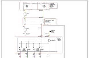2000 kia sportage power window wiring diagram 2000 free
