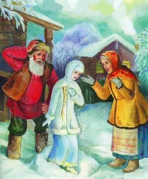 snegurochka russian  year character russian personalities