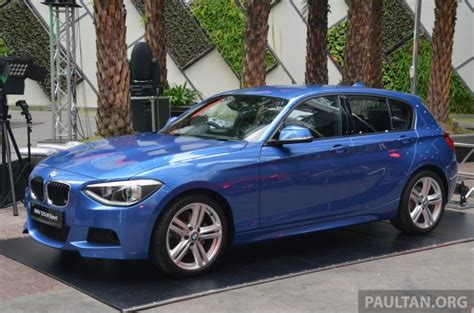 Bmw 1 Series 118i Price Malaysia by Bmw 1 Series F20 Launched In Malaysia Priced From