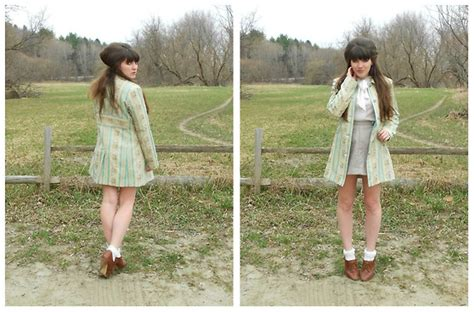 Outfitters Seychelles Floral by Caitlin Flood Thrifted Floral Brocade Coat Thrifted