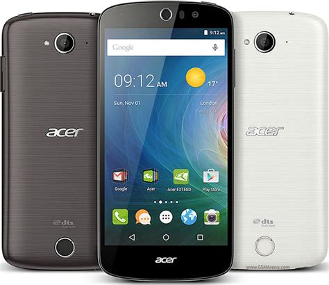 Hp Alcatel Go Play acer liquid z530 pictures official photos