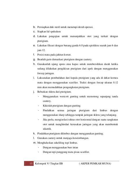 Duk Bolong Duk Operasi makalah alat indra