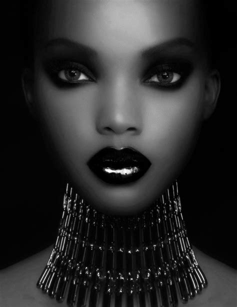 imagenes a blanco y negro de rostros ex 243 ticos y llamativos rostros en blanco y negro taringa