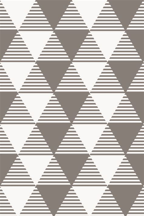 triangle pattern grey grey or gray canvas print 60 degree triangle quilt