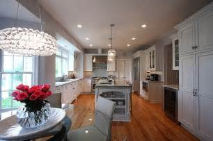 Contemporary Kitchen Lighting Kitchen And Dining Area Lighting Solutions How To Do It In Style