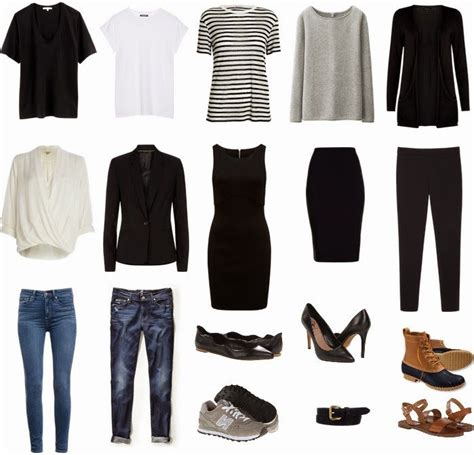 Wardrobe Essentials by 1000 Ideas About Wardrobe Basics On
