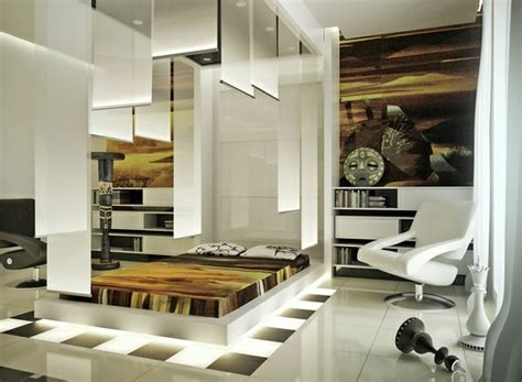 stunning interiors for the home 26 futuristic bedroom designs interior design ideas