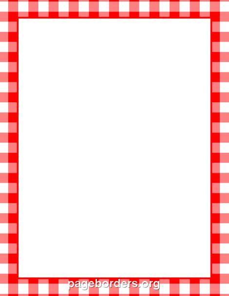 checkerboard business card border templates printable menu border with a and white gingham pattern