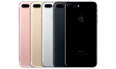 Iphone 7 Plus 32gb All Colour Bnib New Original Garansi 1 Tahun apple announces iphone 7 iphone 7 plus a10 fusion soc new wide color gamut