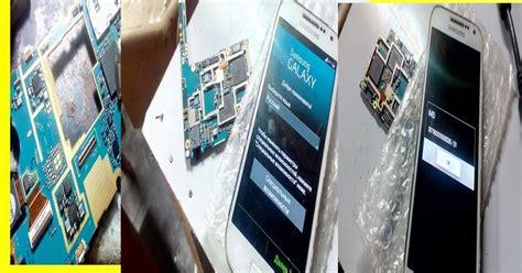 service android medan perbaikan android samsung  mini