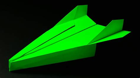 Origami Planes That Fly Far - how to make a paper airplane cool origami paper