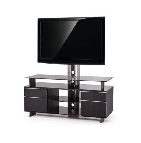 Meuble Tv Etroit by Meuble Tv Design Noir Noir 120 Cm Gld 120h Sbb Premium