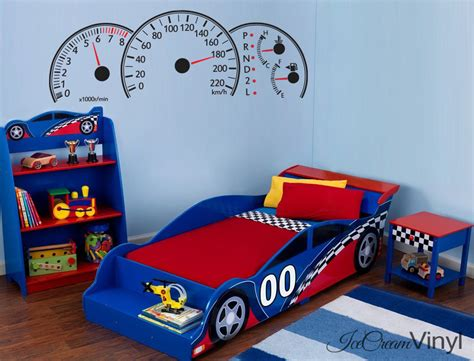 Car Wall Decals For Nursery Car Decal Race Car Wall Decal Vinyl Wall Decal Race Car