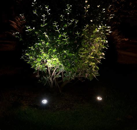 landscape well lights linkable led in ground well light 3 watt led well