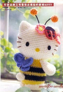 26 beautiful crochet bee patterns page 3 of 3