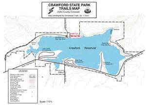 arrowhead trails state park trail mapping and