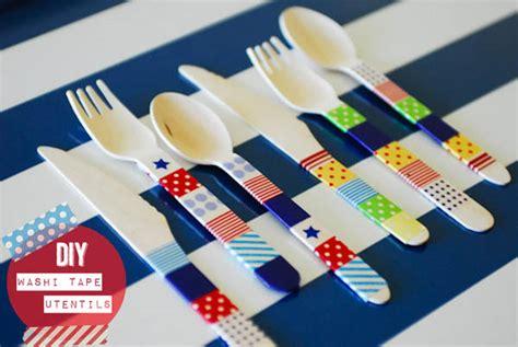 what is washi tape diy washi tape utensils