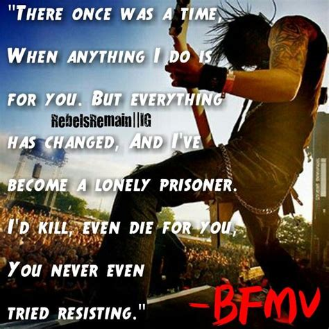 bullet for my secret lyrics 17 best images about band quotes on andy