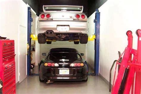 Toyata Garage by Nissan Skyline Gtr R33 Toyota Supra Cars