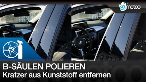 Kratzer Entfernen Auto Video by B S 228 Ulen Polieren Interieurleisten Kratzer Entfernen