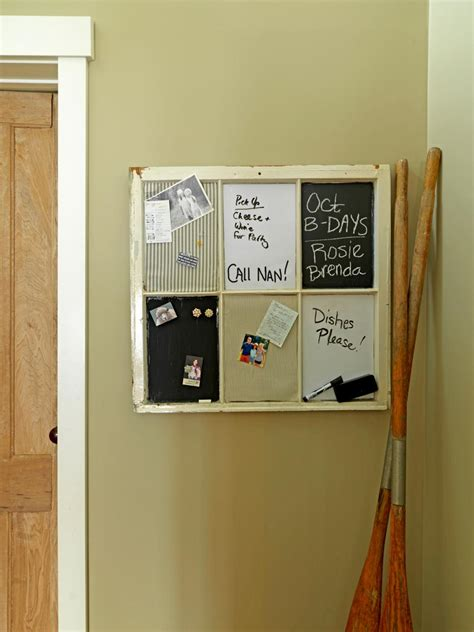 DIY Memo Boards, Bulletin Boards and Message Boards   DIY