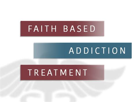 Detoxing In A Faith Based Rehab by Addiction Addiction And Abuse