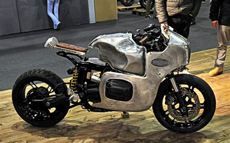 Bolido   BMW R1100   RocketGarage   Cafe Racer Magazine
