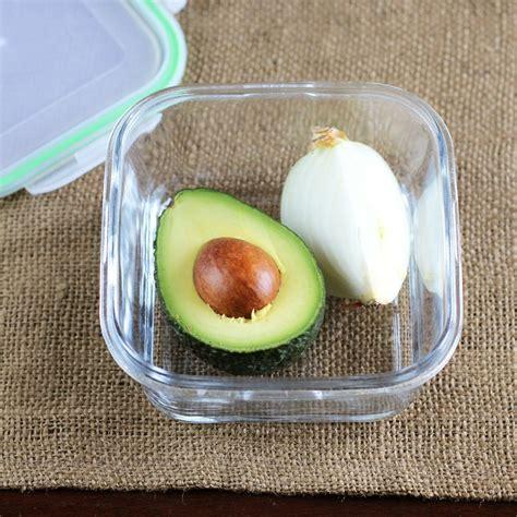 the best way to keep cut avocado fresh kitchn