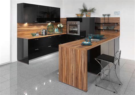 black gloss kitchen cabinets zebrano wood kitchen cabinets black gloss wood kitchen