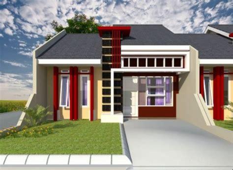 desain tak depan rumah lebar 7 meter desain rumah lebar 12 meter 42 gambar tak depan rumah