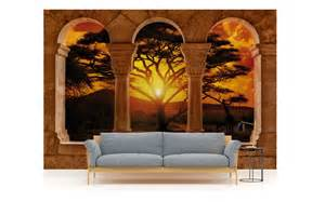 African Wall Murals landscape african rural photo wallpaper wall mural picture