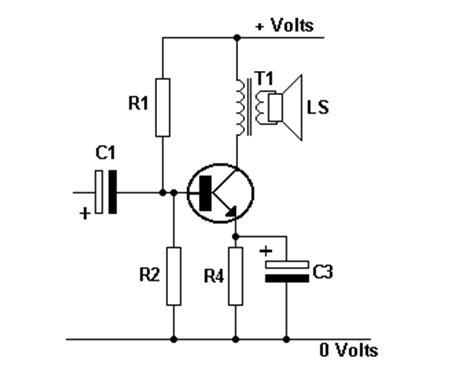 transistor power lifier tutorial class a power lifier tutorial junction transistors electronic hobby projects