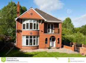 house typical house stock photo image 55461667
