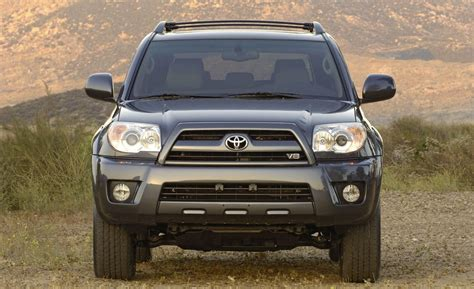 2008 Toyota 4 Runner Car And Driver