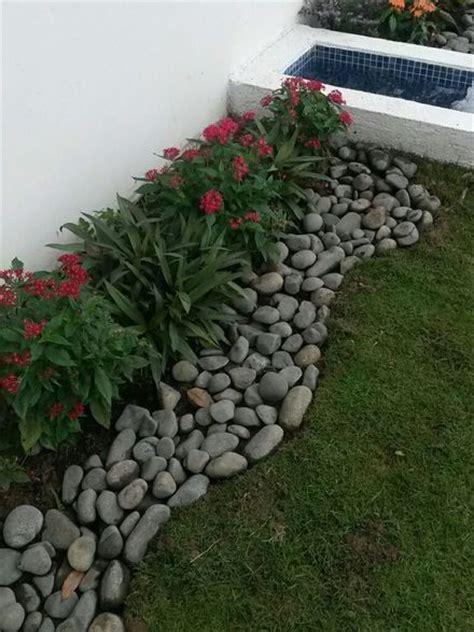 imagenes de jardines hechos con piedras decoracion de jardines con piedras y dise 241 os por expertos
