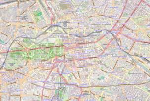 berlin map of germany map of berlin germany