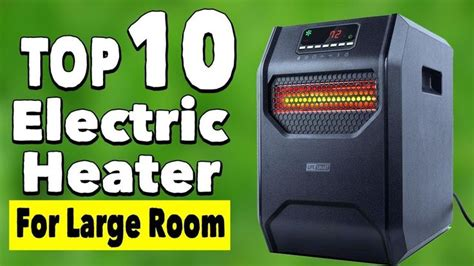 indoor electric heaters  large rooms  garage