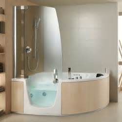 Shower Screens For Corner Baths Teuco 383 Top 1725mm Corner Combi Bath With 8 Jet