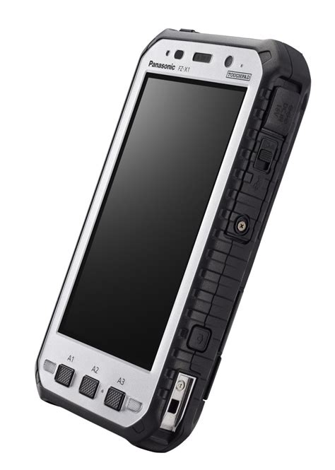 panasonic s rugged 5 inch handheld tablet can heat