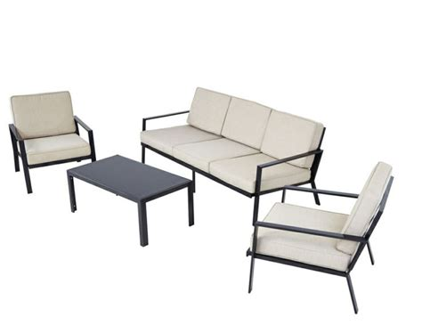 wyndham sofa set borneo 5 piece conversation sofa set conservatory
