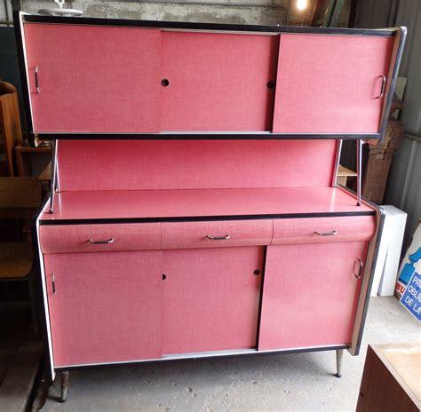 meuble cuisine en metal luxe armoires de cuisine en m 233 tal vintage kgit4
